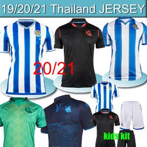 Real Sociedad 2020 2021 terceira OYARZABAL X PRIETO Agirretxe 3 Soccer Jersey GRANERO Ødegaard Juanmi 20 21 camiseta de futbol Football Shirt