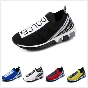 01 Must-have Branded Men Graffiti Print Fabric Sorrento Slip-on Breathable Sneaker Designer Women Two-tone Rubber Micro Sole Casual Shoes