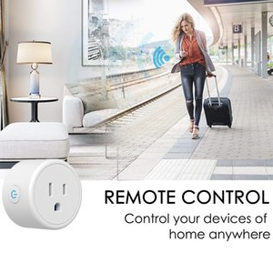 US Smart Plug Wifi Smart Socket Smart Life Plug Alexa Various specifications Enchufe Wifi Timer Google Home Mini IFTTT Tomada Inteligente