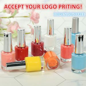 NO LOGO!138 colors Nail Polish Semi Permanent Hybrid Varnish Gel polish uv Color Gel Manicure Primer Coat Glitter polish accept your logo