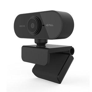 كاميرا USB2.0 1080P FHD كاميرا 2M بكسل فيديو ويب مع ميكروفون للكمبيوتر محمول