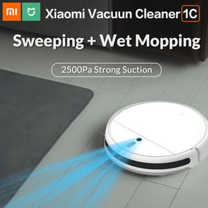 Xiaomi Mi Robot Aspirapolvere 1C per la casa Smart Wireless Spazzare a secco elettrico Mop MIJIA Carpet Dust Collector Robotic