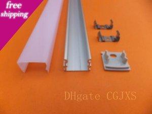품질 알루미늄 주도 프로필 알루지도 프로필, 광장 알루미늄 Led 스트립과 함께 최고 품질 프로필