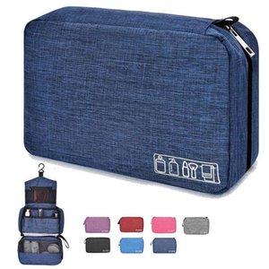 Soperwillton Mens toilette sacchetto appeso accessorio da viaggio da barba Dopp corredo dell'organizzatore borsa perfetta Viaggi regalo Roupa feminina