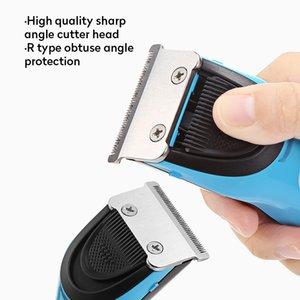 Kemei 5025 aparador de pêlos KM-5025 cabeça da máquina de cabelo elétrico clipper corte de cabelo gravado couro cabeludo careca Curto suoke cabelo clipper bwkf Ichqf