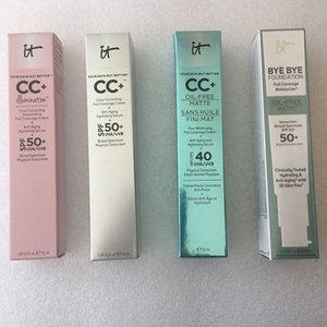 High quality! CC Cream makeup cosmetic foundation creams concealer medium  light face primer maquillage brand makeup foundation