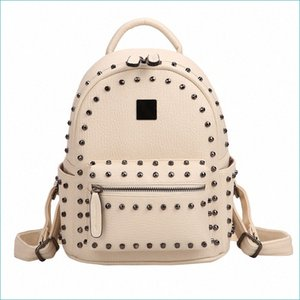 YILUNXI Womens Fold Backpack Bags For Women Easy To Match Womens Bag Solid Color Female Bag Stylish Backpack Good Bags Laptop Rucksack vyFN#