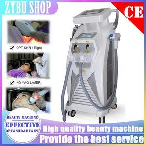 2020 5 in 1 Multifunction E-light RF Skin Rejuvenation OPT SHR Ipl Laser Hair Removal Machine Opt SHR Blood Vessel Removal Machine