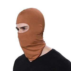 Outdoor Balaclava Full Cover Face Neck Scarf Turban Hat Caps Motorcycle Windproof Sun Protection Cycling Face Mask ZZA2468