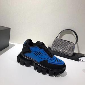 Top qualité Hommes Femmes Cloudbust de Thunder Sneakers Bonne technique Tissu à lacets plate-forme légère Formateurs Sneaker Party Chaussures Outdoor