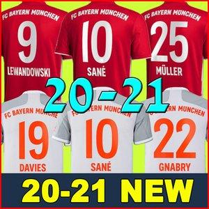 SANÉ #10 Bayern München 20 21 LEWANDOWSKI COUTINHO SANE 19 20 21 Gnabry Fußballtrikot 2019 2020 2021 Trikot 120. Jubiläum 120 Jahre Fußballtrikot MUNCHEN Men + KIDS SETS