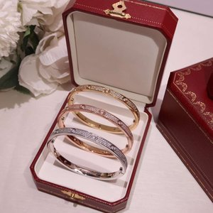 s925 sterling silver jewelry fashion charm bracelet luxury designer women's bracelet Mantianxing set with diamonds silver gold rose gold 18K
