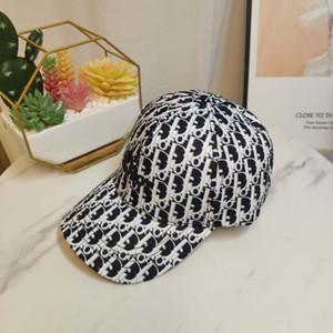 Männer Frauen Designer-Hut Luxus Baseballmützen Top-Qualität Marken-Sport-Cap Outdoor-Mode Herren-Hut-Hysterese Einstellbar Golf Cap 14