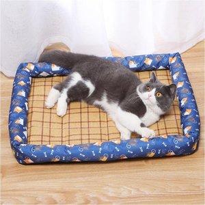 Whole Sale High Quality Spring  Summer Pet Supplies Dog Sleeping Mat Cool Cat House Pet Mat