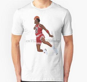 Homens camisetas MJ Etiqueta Unisex T Shirt mulheres T-shirt tees top