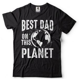 Vatertag Футболка Бестер Papa Auf Diesem Planeten нить поиск Мужская рубашка Geschenk Fr Papa Vater Tag Tee Shirt Fr Papa