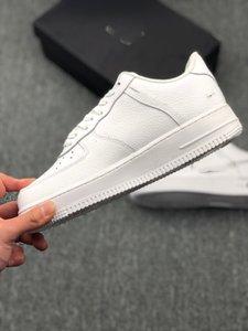 1 diseñador de la mujer CW7581 100 BLANCO juego real de las mujeres zapatos de las mujeres los hombres de lujo zapatos casuales designermens