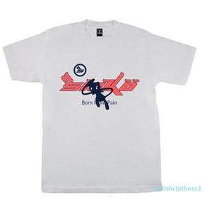 4 Arten der Männer T Shirts High Street FLA Joy x Pian Sicko Frauen-T-Shirt Ian Connor Retro kurze Hülsen-lose beiläufige Kleidung t01s03