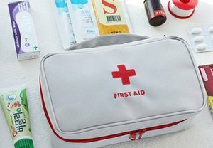 SpmRZ Travel portable portable medicine kits emergency kits Cleaning first aid kit emergency first aid supplies storage bag large cleaning b