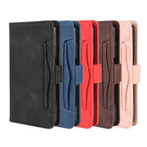 Fashion Leather Phone Cover For Xiaomi Poco X2 Luxury Book Stand Case Flip Magnetic Card Slots PocoX2 Wallet Cover Shell