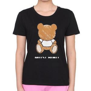 Мальчики дизайнер одежды Детских дизайнерская одежды Мальчики Девочка Шея лето мужской шорты рукав футболка Дети Мода Письмо Printed Tee Tops
