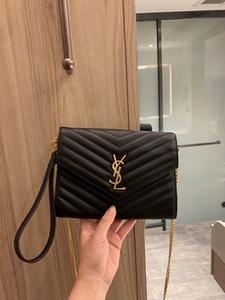 2020 Y womens luxury designer handbags designer crossbody bag 21 16cm high quality stamped designer bag