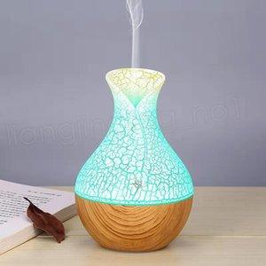5styles الخشب الحبوب الهواء المرطب زهرية ميست مرطب من الضروري النفط الناشر كول متعددة الوظائف حفل زفاف لصالح ديكور المنزل FFA3717-2