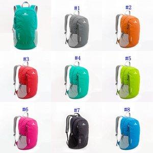 Marsskin 20L mochila impermeável Packs Nylon Super Light Outdoor Sports Backpack Casual Caminhadas material Sacks MMA2450