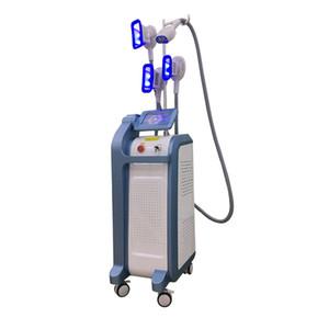 4 Isıtma Ve Cryo Saplı Yeni Geliş Fonksiyonlu Kriyoterapi Yağ Freeze RF Kavitasyon Velashape Cryolipolysis Makine