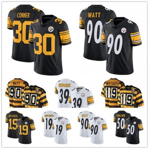 JuJu Smith-Schuster perseguição Claypool Pittsburgh