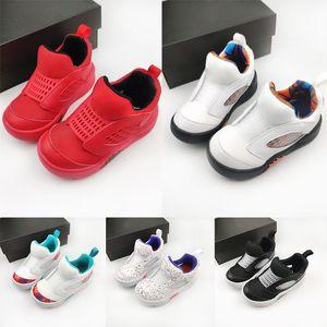 Kids Sneaker JR5 5 Little Flex Fire Red PS Vs Easter International Fligh Basketball Shoes Children Boy Girls Infant Flight Suit Footwear
