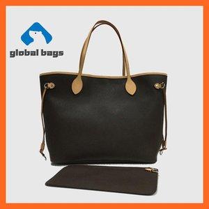 Frauen sackt Handtaschenfrauen Handtasche für Taschen Totes Satteltasche Art und Weise sackt Handtasche braun transparenten Beutel Handtasche sac femme Totes