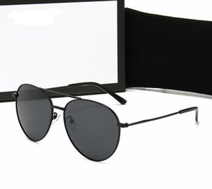 2020 New polarized sunglasses for men and women European and American personality outdoor driving sunglasses HD glasses 2111