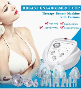 High Quality Vacuum Therapy Massage Slimming Skin Care Breast Enlargement Lifting Beauty Machine For Home Use