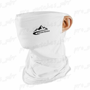 Sunscreen Silk New Mask Ice Summer Unisex Cycling Dust Proof Masks Multifunctional Outdoor Sports Windproof Head Scarf Sweat Towel H095-1