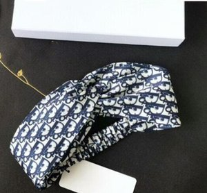 Kadınlar ve Erkekler 2 Styles için 2020 Yeni Tasarımcı Bantlar Kafa Mektupları Saç bantları Baş Eşarp tasarımcı saç takı hediyeler freeshipping için