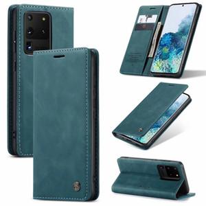 Роскошный Stand Флип случаи бумажник телефона для Huawei P40 Pro P30 P20 Lite Mate 30 Pro Nova 7i P Смарт 2019 задней крышки