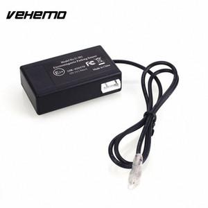 Vehemo 12V Датчик парковки Автомобильный радар безопасности резервного датчика без сверления автомобиля EaG4 #