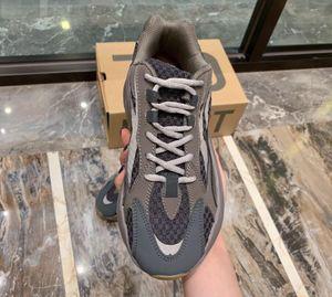 2020 Luxury Designer Basf 700 Casual Shoes V2 Mens Best Quality Wave Runner 700 Kanye West Designer Women Sports Sneakers Szie 36-44