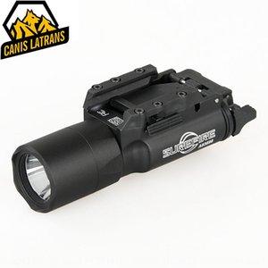 Coyote X300 Ultra LED Ordu fanlar açık feneri mücadele avcılık taşınabilir el feneri