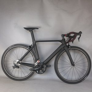 2021 Aero Design Full Carbon Road Bike Bike Completa Bike FM268 Road Racing Bike FrameSet BSA con Shimao 7000 Groupset Vendita calda