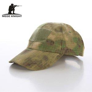 mege male hat Summer men's Camouflage Tactical hat army bionic Baseball cadet cap