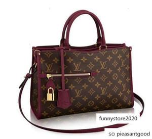 brang Popincourt Pm M43462 Mulheres Shows ombro Totes Bolsas Top Alças Cruz Messenger Bags