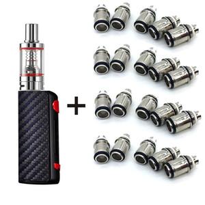 Vape Kit Electronic Cigarette Kit 60 TC Series 80W Bulit up 2200mAh Box Vapes Mod 2.0ml Tank mini E Cigarettes Smoker Vaping