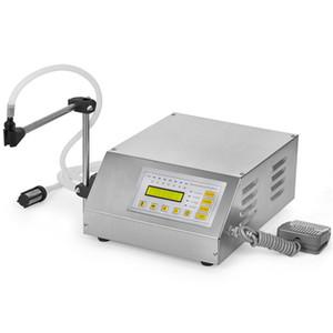 5-3500ml Digital Control Pump flüssige Füllmaschine für Flüssigkeit, perfumewater, Saft, ätherisches Öl mit 1heads Versorgung