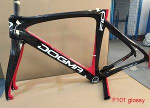 أكثر من ذلك اللون F10 الحمم السوداء T1100 F10 إطار الدراجة الطريق الكربون 3K الكربون إطار سباق الدراجة الإطار دراجة أكثر 50 لونا إطارات الكربون
