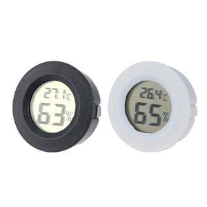 مصغرة LCD ميزان الحرارة الرقمي الرطوبة درجة الحرارة الرطوبة متر كاشف المرسام الحراري فهرنهايت / مئوية لمدة الحيوميدور الرئيسية JK2008XB
