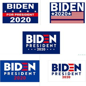 Biden President Flag Banner Biden 2020 President Banner Flag Head Metal Grommet President Flag 90*150cm Biden Banner Flags DA622