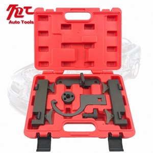 6pcs del árbol de levas del motor de gasolina de alineación de temporización reparación de las herramientas del kit del sistema de herramientas Automotive Yplv #
