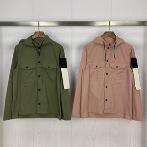 Hommes Vestes Styliste de haute qualité Hommes Femmes Veste 3 couleurs Hip Hop Casual manteau à manches longues Veste extérieure Porter